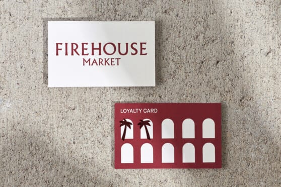 firehouse market card design