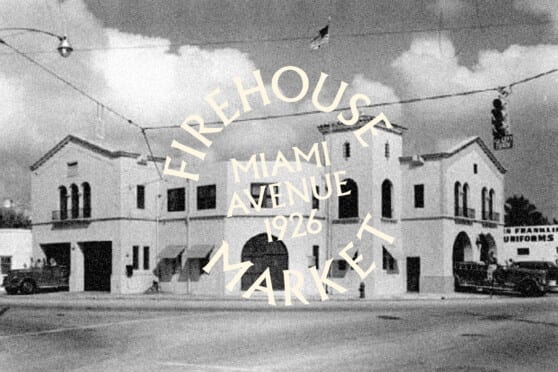 firehouse market historical design graphic